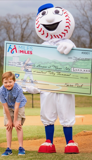 Miles for Miles - Miracle League of Music City i